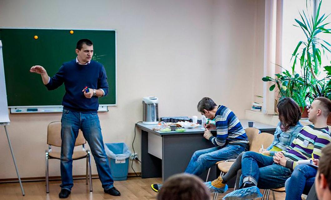 Тренер - Валерий Габов
